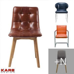 Stort utvalg av stoler fra KARE